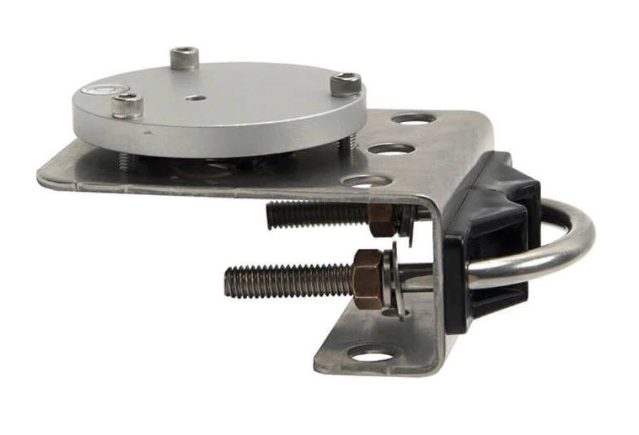 AL-120 Solar Mounting Bracket with Leveling Plate